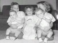 Jude and siblings